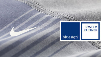 Nike Partners With Bluesign Technologies To Scale Access to Sustainable Textiles