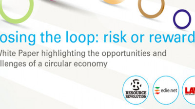 Resource Revolution White Paper Examines Risks and Rewards of Circular Economy