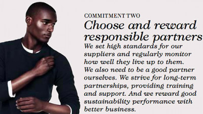 H&M Disclosing Supplier List Along with Sustainability Progress