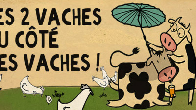 Les Bêtises et Les Vaches: Two French Brands Use Humor To Engage Consumers in Sustainability