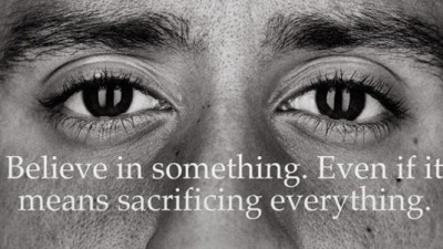 On 30th Anniversary of 'Just Do It,' Nike Puts Kaepernick Where Its Mouth Is