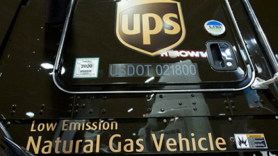 UPS Adding 700 Natural Gas-Powered Vehicles to Global Fleet By 2014