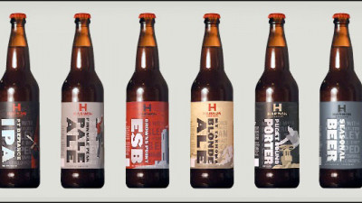 Monadnock Develops Eco-Friendly Label for Craft Beers