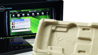 Dell's Cube, Content, Curb Approach to Packaging