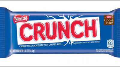 Nestlé USA Commits to Sourcing 100% Certified Cocoa Beans For Its Crunch Bars