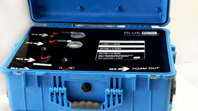 Blue Box Cleaning Up Equipment, Bottom Lines for the Industrial Sector