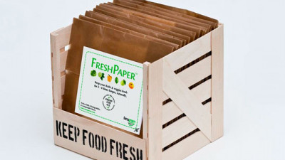 FreshPaper: Saving the World from Spoiled Food