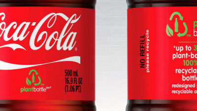 Coca-Cola's PlantBottle Rollout Signals Brands Taking Sustainability in China Seriously