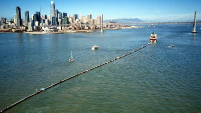 The Ocean Cleanup, Story of Stuff Set Their Sights on San Francisco's Marine Plastic Pollution