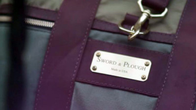 Sword & Plough Giving Military Veterans and Fabrics New Life and Purpose
