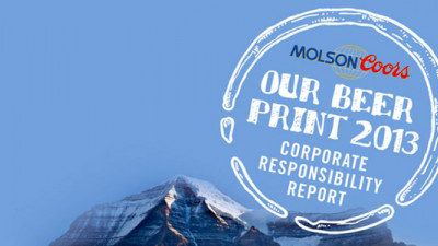 Molson Coors Sustainability Report Details Successes, Failures, Next Steps in Improving Its 'Beer Print'