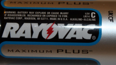 Environmental Groups Call on Rayovac to Help U.S. Consumers Recycle Their Batteries
