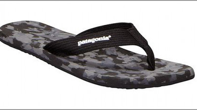 Patagonia Launches New Program to Upcycle Flip-Flops