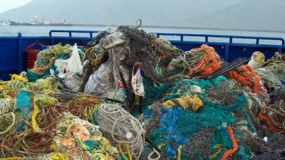 Irish Marine Pilot Project Upcycles Abandoned Fishing Nets