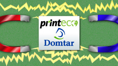 Opposites Attract: Five Branding Lessons PrintEco Learned from Our Partnership with Domtar