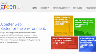 Google Reduces Carbon Footprint By 9%