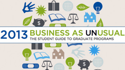 Latest Net Impact Guide Finds Sustainability a Must for Students Shopping MBA Programs