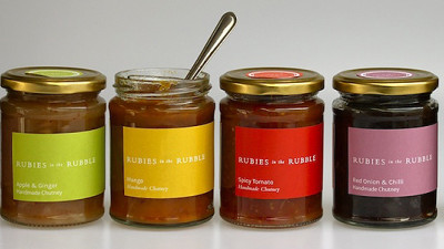 Rubies in the Rubble: Fighting a Culture of Waste One Chutney at a Time