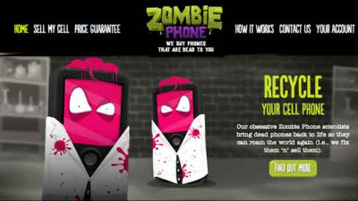 Sims Recycling Solutions Launches 'Zombie Phone' Buyback Business