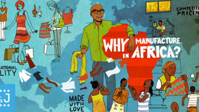 Liberty & Justice for All: How Africa Is Challenging Fast Fashion's 'Race to the Bottom'
