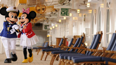 Disney Scores the Only 'A' on Cruise Industry Environmental Report Card