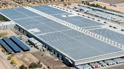 Walmart Now Produces More Solar Power Than 38 U.S. States