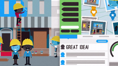 New Social Network Helps Community Projects Find 'neighbourly' Corporate Sponsors