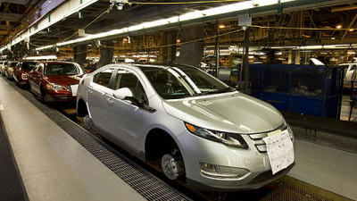 Detroit Renewable Energy Steaming Up GM Assembly Plant