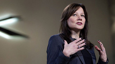 GM Hires First Female CEO in Automotive Industry