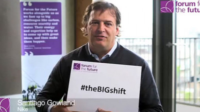 Could You Join Unilever, M&S and Nike in #theBigShift?
