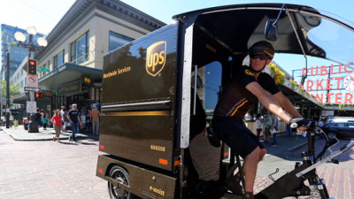 UPS Launching First-of-Its-Kind Urban Delivery Solution in Seattle