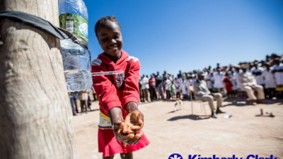 UNICEF Honors Kimberly-Clark With 2018 Children First Award