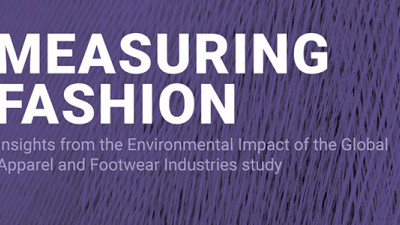 WEBINAR Measuring Fashion: a look at how the global apparel and footwear industries size up to their environmental impacts