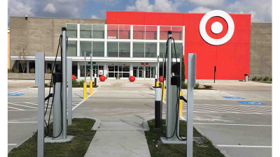 Target's Charging Up Its Electric Vehicle Program to Reach More Than 20 States