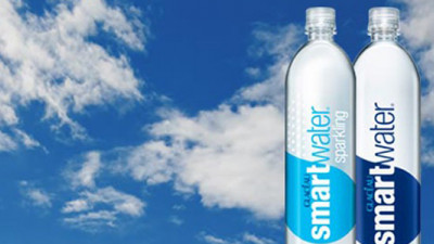 Coke, Avery Dennison Drive Smartwater Towards Circularity with Recycled PET Waste