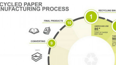What Happens to Paper When it is Recycled?