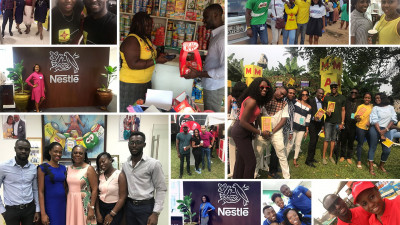 International Youth Day: How Nestlé Offers Economic Opportunities to Youth in Central & West Africa