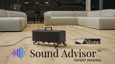Shaw Launches Sound Advisor, Innovates with Acoustics Testing, Research and Education