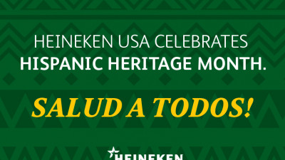 Hispanic Heritage Month at HEINEKEN USA: One Month, Many Cultures, Muchas Celebraciones