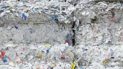 Two Types of Recycled Fiber, and Two Approaches to Making Recycled Paper