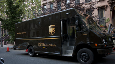 UPS Recognized By EPA With SmartWay Excellence Award