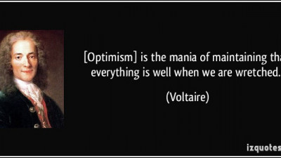 When All Around Is Broken: Maintaining Optimism for Sustainability
