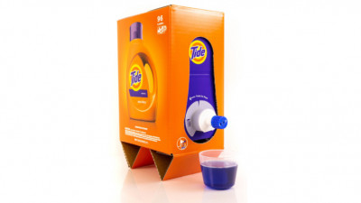 P&G Thinks Inside the Box with New Tide Eco-Box