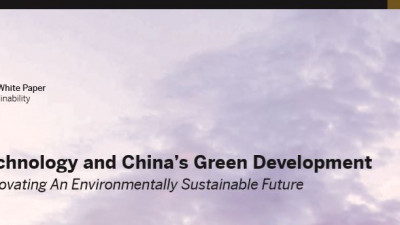 Technology and China's Green Development - Innovating An Environmentally Sustainable Future