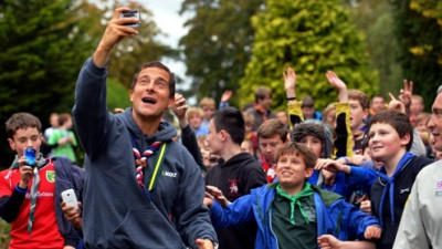 New World Scout Ambassador Bear Grylls Launches the Largest Global Youth Mobilisation for the SDGs