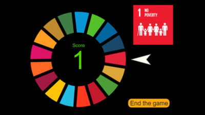 Playfully exploring the SDGs: SAP counts on gamification