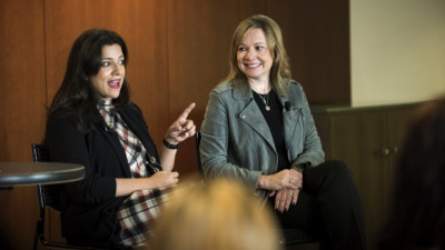 GM Partners with Girls Who Code to Empower Future Technology and Engineering Leaders