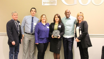 Sealed Air Named Goodwill 2016 Power Partner