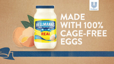 Hellmann's® Mayonnaise And Mayonnaise Dressings Now Use 100% Cage-Free Eggs In The U.S., Three Years Ahead Of Schedule