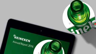 Heineken Couples Sustainability and Financial Reporting as Emissions Tumble